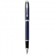 1931647 Ручка перьевая Parker IM Core F321 Matte Blue CT