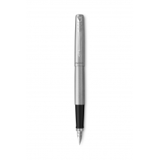 2030946 Ручка перьевая Parker Jotter Stainless Steel CT